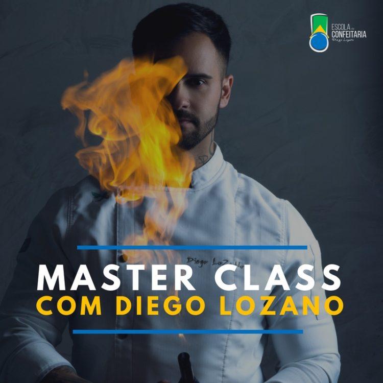 Master Class com Diego Lozano